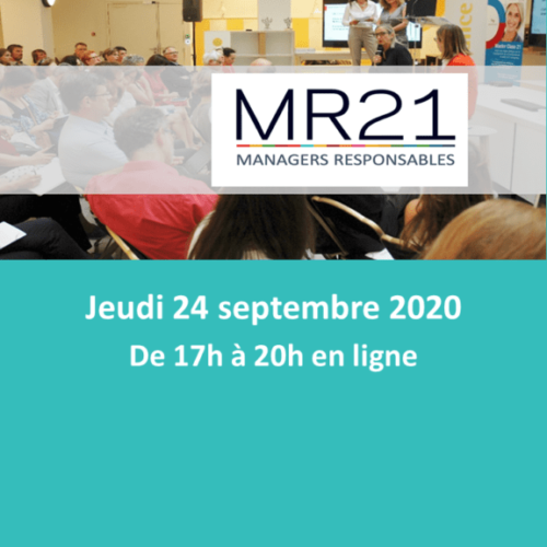 5ème édition du forum MR21