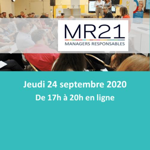 5ème édition du forum MR21
